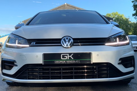 Volkswagen Golf R TSI DSG- £9K EXTRAS- CARBON NAPPA LEATHER- 1 OWNER -PRETORIAS- PAN ROOF 17