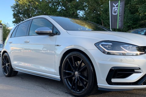 Volkswagen Golf R TSI DSG- £9K EXTRAS- CARBON NAPPA LEATHER- 1 OWNER -PRETORIAS- PAN ROOF 18