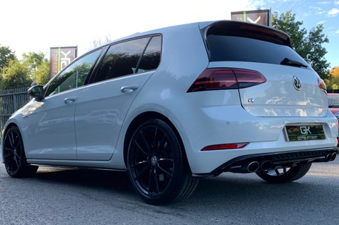 Volkswagen Golf R TSI DSG- £9K EXTRAS- CARBON NAPPA LEATHER- 1 OWNER -PRETORIAS- PAN ROOF 20