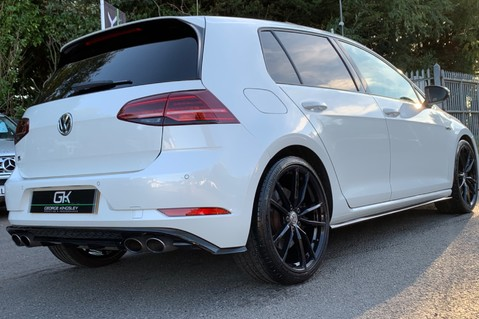 Volkswagen Golf R TSI DSG- £9K EXTRAS- CARBON NAPPA LEATHER- 1 OWNER -PRETORIAS- PAN ROOF 21