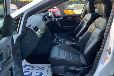 Volkswagen Golf R TSI DSG- £9K EXTRAS- CARBON NAPPA LEATHER- 1 OWNER -PRETORIAS- PAN ROOF 27