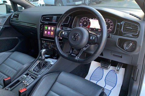 Volkswagen Golf R TSI DSG- £9K EXTRAS- CARBON NAPPA LEATHER- 1 OWNER -PRETORIAS- PAN ROOF 44