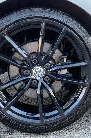 Volkswagen Golf R TSI DSG- £9K EXTRAS- CARBON NAPPA LEATHER- 1 OWNER -PRETORIAS- PAN ROOF