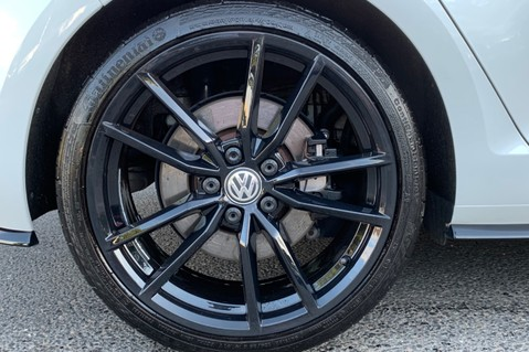 Volkswagen Golf R TSI DSG- £9K EXTRAS- CARBON NAPPA LEATHER- 1 OWNER -PRETORIAS- PAN ROOF 70