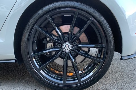 Volkswagen Golf R TSI DSG- £9K EXTRAS- CARBON NAPPA LEATHER- 1 OWNER -PRETORIAS- PAN ROOF 71