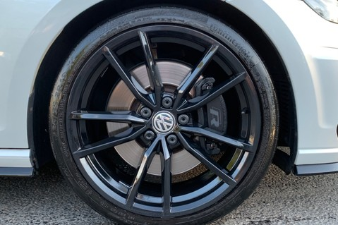 Volkswagen Golf R TSI DSG- £9K EXTRAS- CARBON NAPPA LEATHER- 1 OWNER -PRETORIAS- PAN ROOF 72