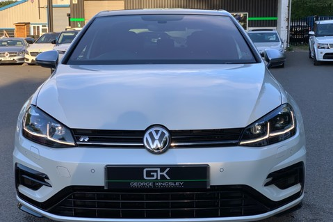 Volkswagen Golf R TSI DSG- £9K EXTRAS- CARBON NAPPA LEATHER- 1 OWNER -PRETORIAS- PAN ROOF 76