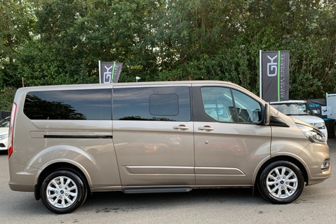 Ford Tourneo CUSTOM TITANIUM X AUTO 310L L2 170PS 8 SEATER - PRICE INCLUDES VAT 4
