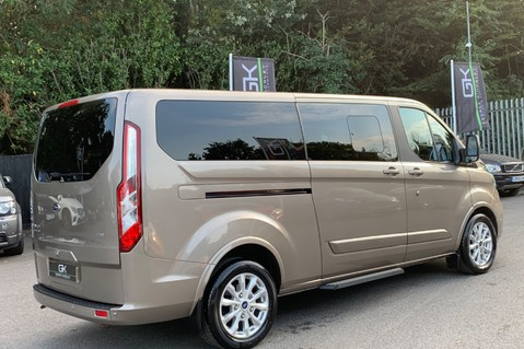 Ford Tourneo CUSTOM TITANIUM X AUTO 310L L2 170PS 8 SEATER - PRICE INCLUDES VAT 5