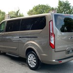 Ford Tourneo Service History