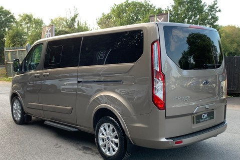 Ford Tourneo CUSTOM TITANIUM X AUTO 310L L2 170PS 8 SEATER - PRICE INCLUDES VAT 2
