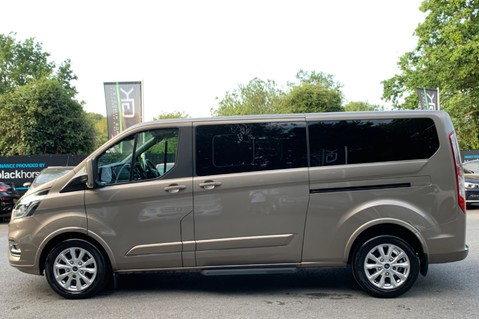 Ford Tourneo CUSTOM TITANIUM X AUTO 310L L2 170PS 8 SEATER - PRICE INCLUDES VAT 9