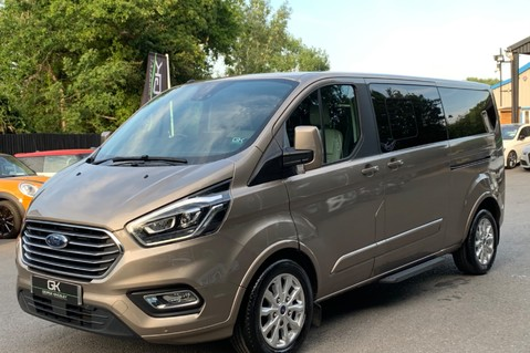 Ford Tourneo CUSTOM TITANIUM X AUTO 310L L2 170PS 8 SEATER - PRICE INCLUDES VAT 11