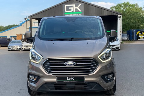 Ford Tourneo CUSTOM TITANIUM X AUTO 310L L2 170PS 8 SEATER - PRICE INCLUDES VAT 13