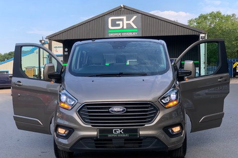 Ford Tourneo CUSTOM TITANIUM X AUTO 310L L2 170PS 8 SEATER - PRICE INCLUDES VAT 15