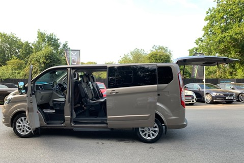 Ford Tourneo CUSTOM TITANIUM X AUTO 310L L2 170PS 8 SEATER - PRICE INCLUDES VAT 16