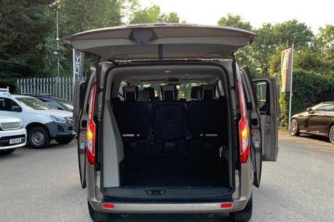 Ford Tourneo CUSTOM TITANIUM X AUTO 310L L2 170PS 8 SEATER - PRICE INCLUDES VAT 17