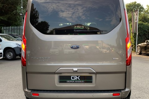 Ford Tourneo CUSTOM TITANIUM X AUTO 310L L2 170PS 8 SEATER - PRICE INCLUDES VAT 19