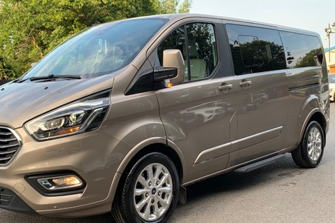 Ford Tourneo CUSTOM TITANIUM X AUTO 310L L2 170PS 8 SEATER - PRICE INCLUDES VAT 21
