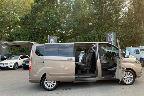 Ford Tourneo CUSTOM TITANIUM X AUTO 310L L2 170PS 8 SEATER - PRICE INCLUDES VAT 25