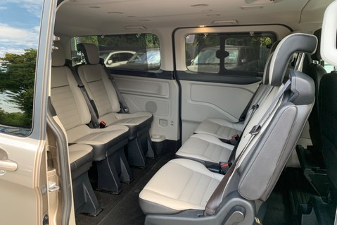 Ford Tourneo CUSTOM TITANIUM X AUTO 310L L2 170PS 8 SEATER - PRICE INCLUDES VAT 32