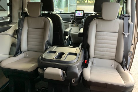 Ford Tourneo CUSTOM TITANIUM X AUTO 310L L2 170PS 8 SEATER - PRICE INCLUDES VAT 8