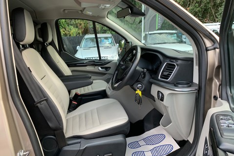 Ford Tourneo CUSTOM TITANIUM X AUTO 310L L2 170PS 8 SEATER - PRICE INCLUDES VAT 38