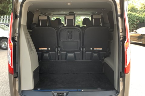 Ford Tourneo CUSTOM TITANIUM X AUTO 310L L2 170PS 8 SEATER - PRICE INCLUDES VAT 63