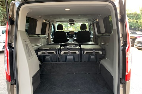 Ford Tourneo CUSTOM TITANIUM X AUTO 310L L2 170PS 8 SEATER - PRICE INCLUDES VAT 66