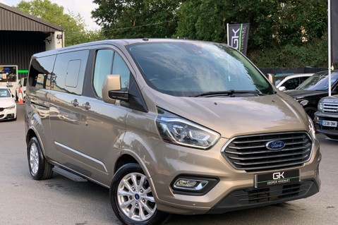 Ford Tourneo CUSTOM TITANIUM X AUTO 310L L2 170PS 8 SEATER - PRICE INCLUDES VAT 1