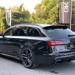 Audi RS6 Service History