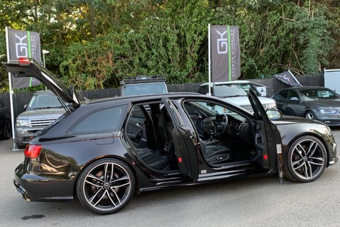 Audi RS6 RS6 AVANT TFSI V8 QUATTRO - MILLTEK - STAGE 1REMAP - 360 CAM -HEAD UP- ACC 17