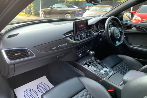 Audi RS6 RS6 AVANT TFSI V8 QUATTRO - MILLTEK - STAGE 1REMAP - 360 CAM -HEAD UP- ACC 24