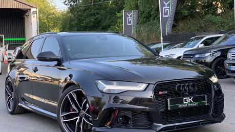 Audi RS6 RS6 AVANT TFSI V8 QUATTRO - MILLTEK - STAGE 1REMAP - 360 CAM -HEAD UP- ACC Video