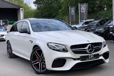 Mercedes-Benz E Class AMG E 63 S 4MATIC PREMIUM - DISTRONIC - DRIVING ASSISTANCE PACK - HUGE SPEC