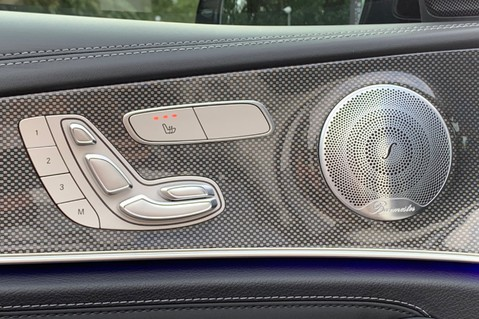 Mercedes-Benz E Class AMG E 63 S 4MATIC PREMIUM - DISTRONIC - DRIVING ASSISTANCE PACK - HUGE SPEC 29