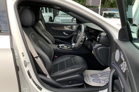 Mercedes-Benz E Class AMG E 63 S 4MATIC PREMIUM - DISTRONIC - DRIVING ASSISTANCE PACK - HUGE SPEC 41