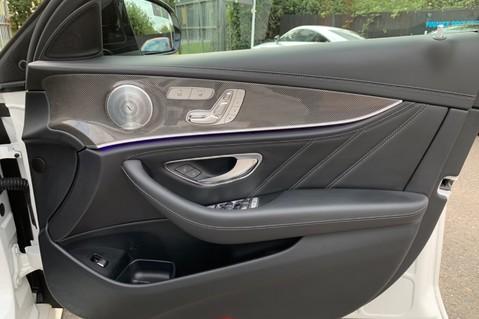 Mercedes-Benz E Class AMG E 63 S 4MATIC PREMIUM - DISTRONIC - DRIVING ASSISTANCE PACK - HUGE SPEC 42
