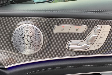 Mercedes-Benz E Class AMG E 63 S 4MATIC PREMIUM - DISTRONIC - DRIVING ASSISTANCE PACK - HUGE SPEC 44