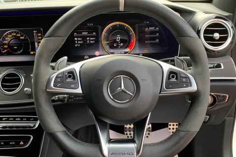 Mercedes-Benz E Class AMG E 63 S 4MATIC PREMIUM - DISTRONIC - DRIVING ASSISTANCE PACK - HUGE SPEC 47