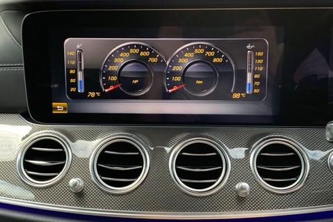 Mercedes-Benz E Class AMG E 63 S 4MATIC PREMIUM - DISTRONIC - DRIVING ASSISTANCE PACK - HUGE SPEC 51