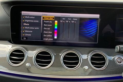Mercedes-Benz E Class AMG E 63 S 4MATIC PREMIUM - DISTRONIC - DRIVING ASSISTANCE PACK - HUGE SPEC 58