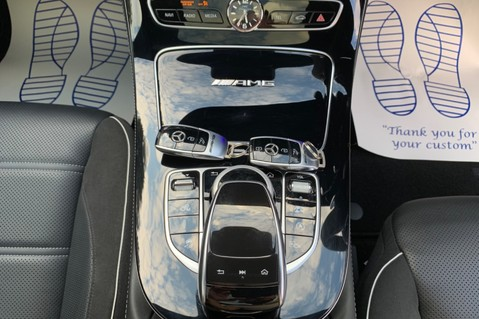 Mercedes-Benz E Class AMG E 63 S 4MATIC PREMIUM - DISTRONIC - DRIVING ASSISTANCE PACK - HUGE SPEC 63