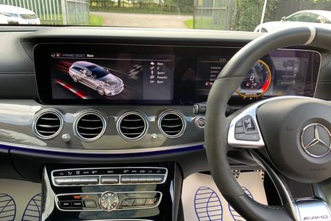 Mercedes-Benz E Class AMG E 63 S 4MATIC PREMIUM - DISTRONIC - DRIVING ASSISTANCE PACK - HUGE SPEC 65