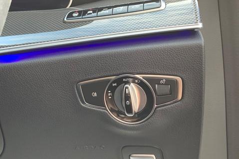 Mercedes-Benz E Class AMG E 63 S 4MATIC PREMIUM - DISTRONIC - DRIVING ASSISTANCE PACK - HUGE SPEC 68
