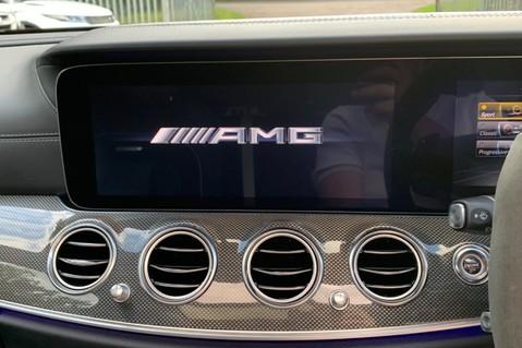 Mercedes-Benz E Class AMG E 63 S 4MATIC PREMIUM - DISTRONIC - DRIVING ASSISTANCE PACK - HUGE SPEC 75