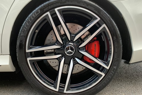 Mercedes-Benz E Class AMG E 63 S 4MATIC PREMIUM - DISTRONIC - DRIVING ASSISTANCE PACK - HUGE SPEC 86