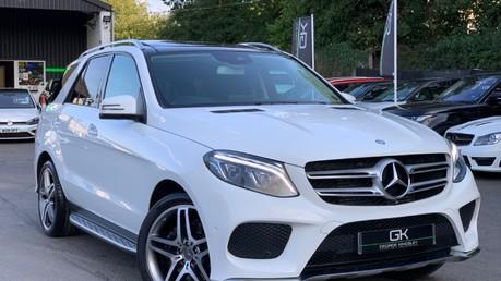 Mercedes-Benz Gle GLE 350 D 4MATIC AMG LINE PREMIUM PLUS - AIRMATIC - 21 INCH ALLOYS - VAT Q Video