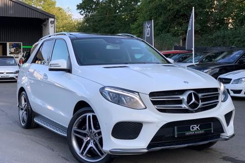 Mercedes-Benz Gle GLE 350 D 4MATIC AMG LINE PREMIUM PLUS - AIRMATIC - 21 INCH ALLOYS - VAT Q 1