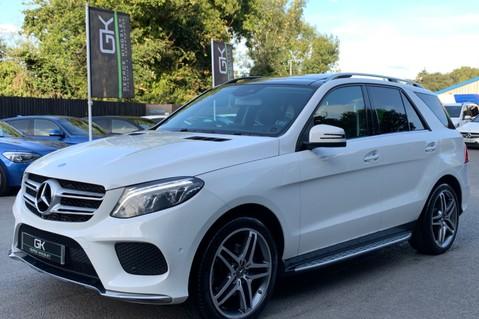 Mercedes-Benz Gle GLE 350 D 4MATIC AMG LINE PREMIUM PLUS - AIRMATIC - 21 INCH ALLOYS - VAT Q 8